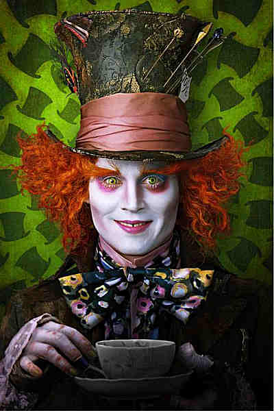 The Mad Hatter and Mercury Poisoning